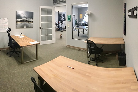 Private Office in Los Gatos Downtown - Private Office in Los Gatos Downtown