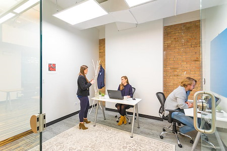 Novel Coworking Kansas City - Office 703