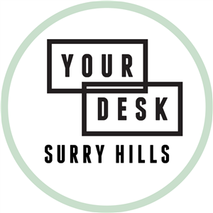 Logo of Your Desk // Surry Hills