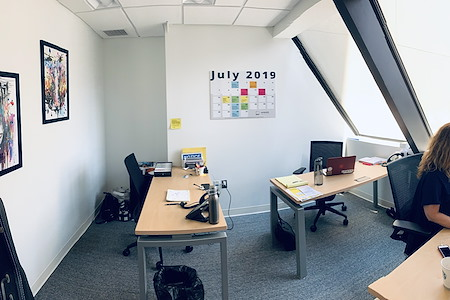 Upward Hartford - Private Office 215 + Coworking Space