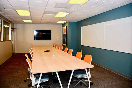 Office Evolution Los Gatos - Large Conference Room