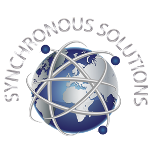 Logo of Synchronous Coworking