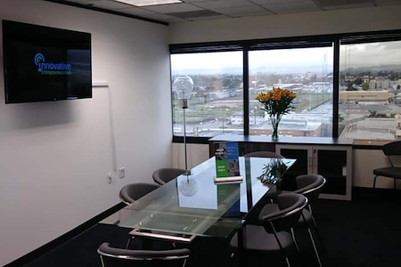 Innovative Entrepreneurs Hub - Conference Room