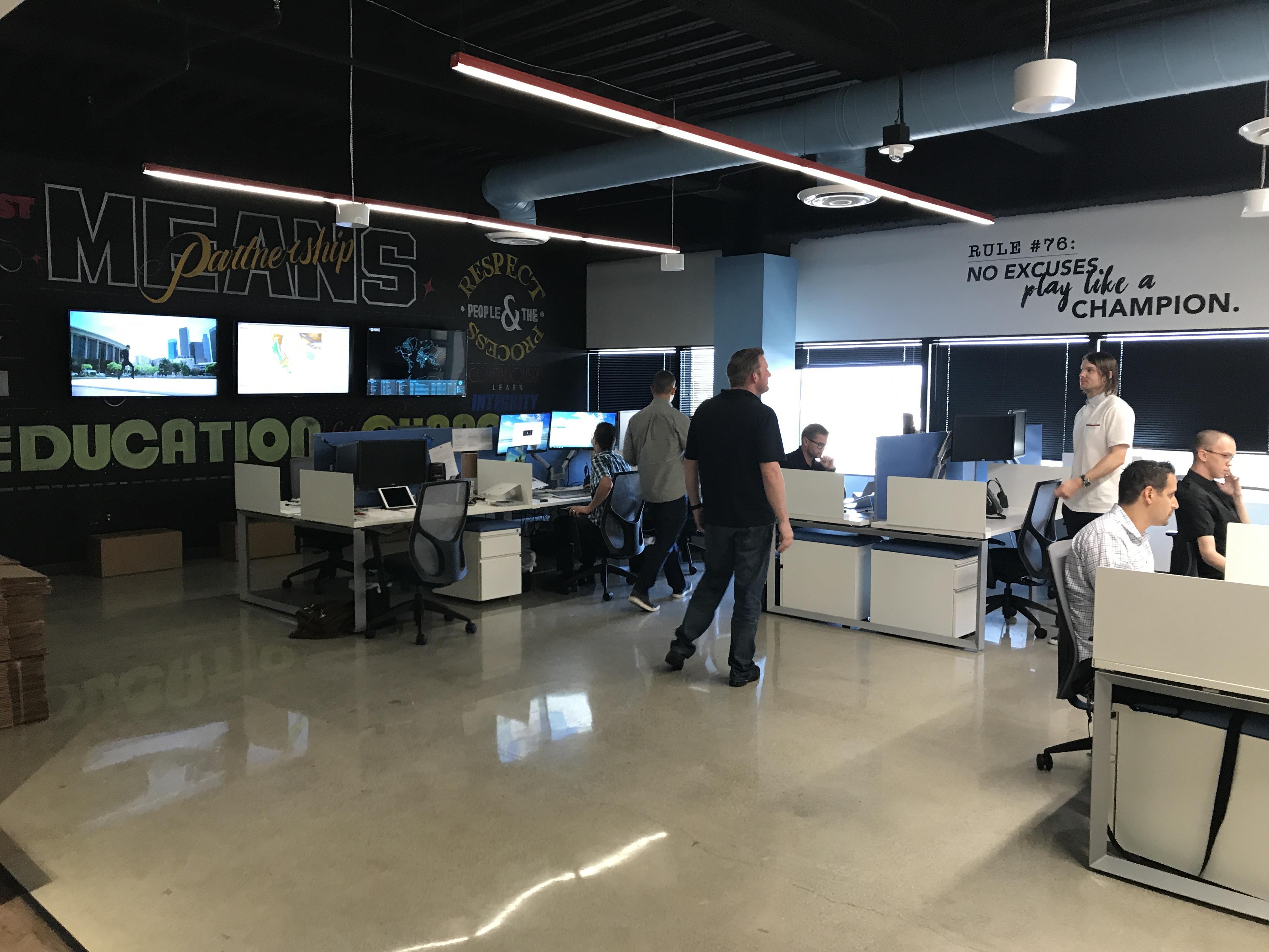PX - Dedicated Desks