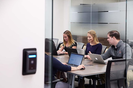 Launch Workplaces Rockville - Small Conference Room