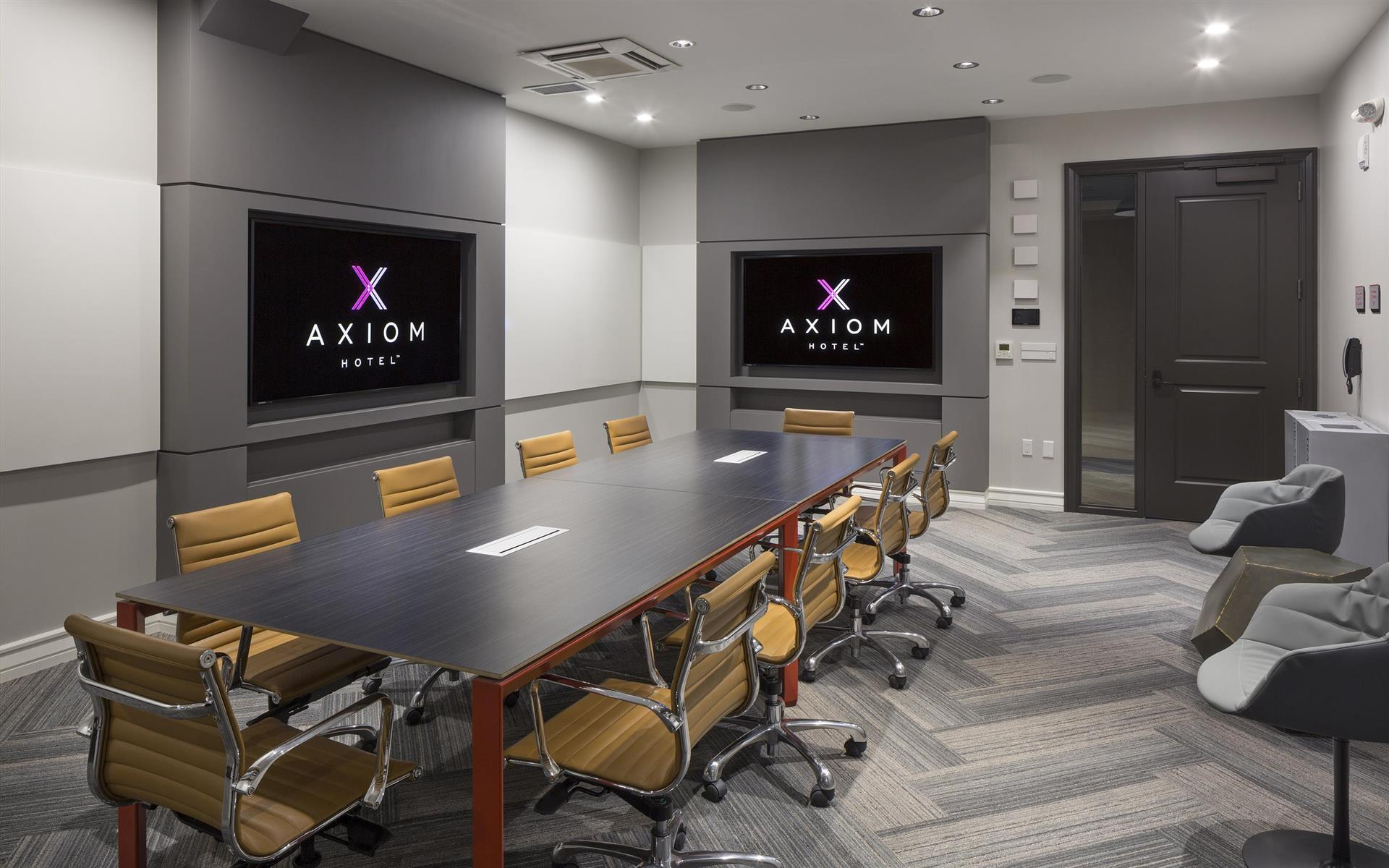 Axiom Hotel - Private Meeting Space in Union Square