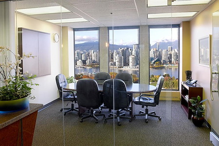 Vancouver BC Office Space