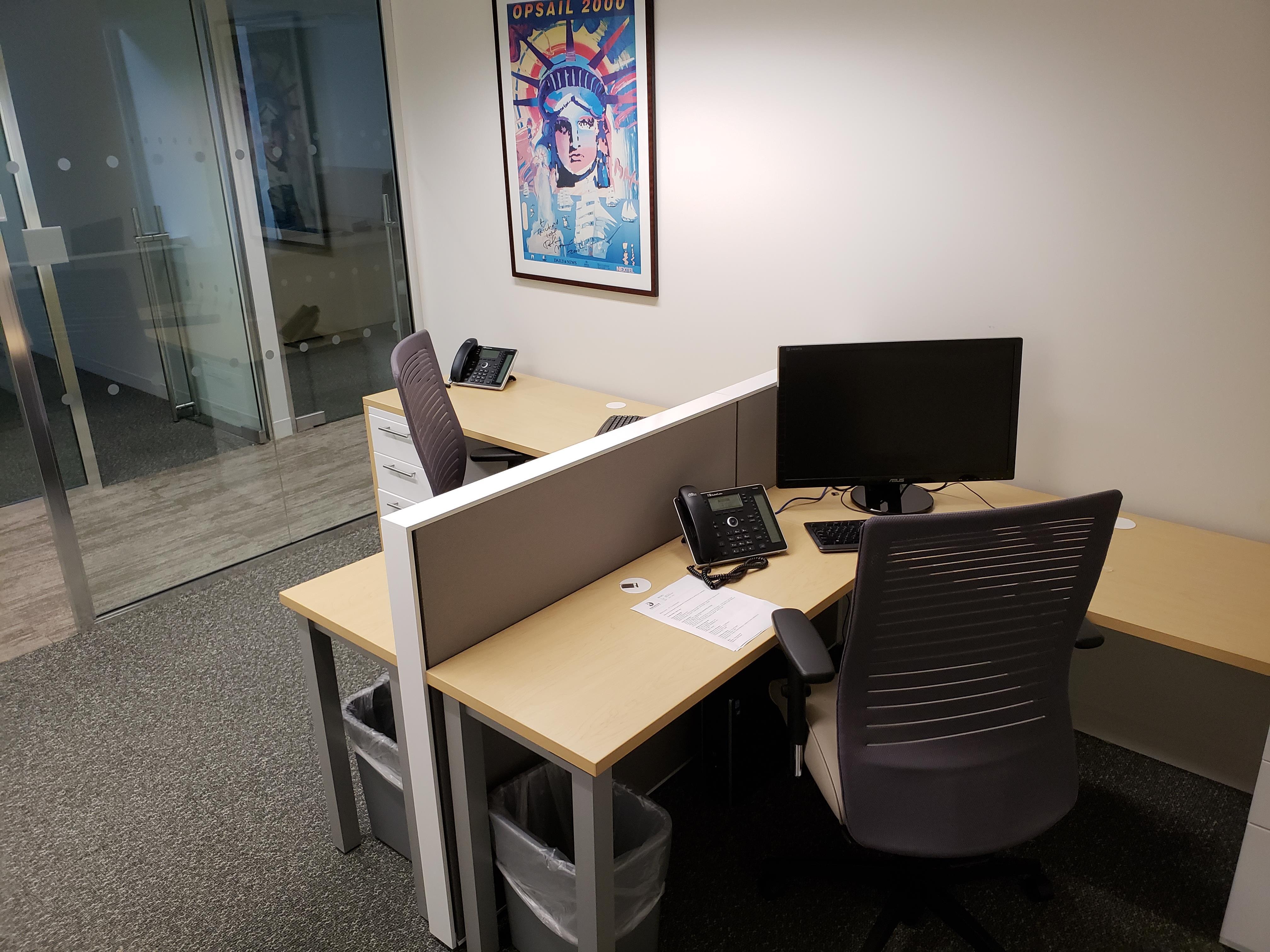 1301 6th Avenue - Private Interior Office 2