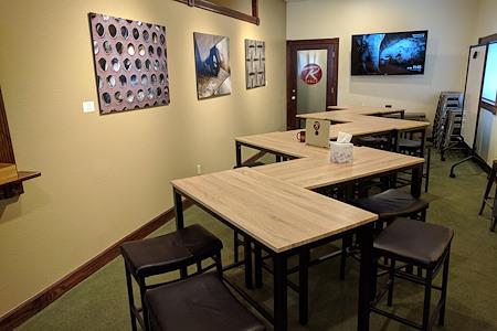 R Space at the Rochester - 24/7 flex desks