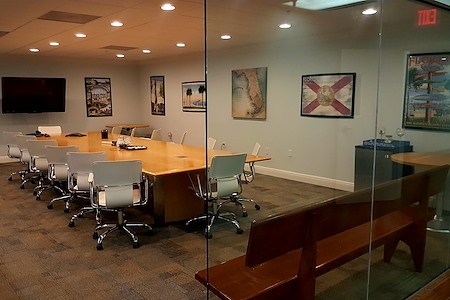 Gilbert Garcia Group, P.A. - Attorneys at Law - Meeting Room 2