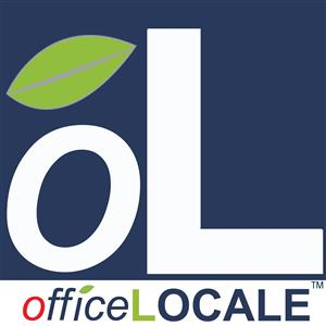 Logo of officeLOCALE Coworking Space and Business Center