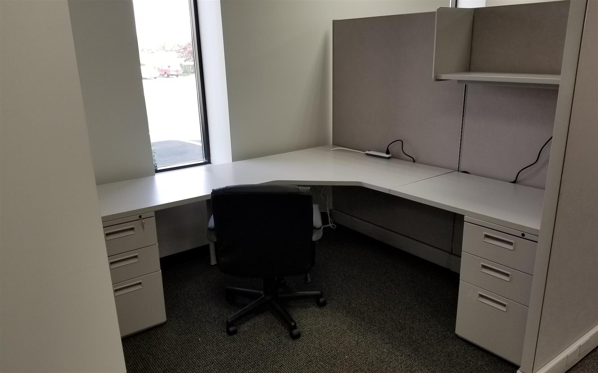 Jeff Tech Center - Open Desk 1