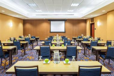 Courtyard Houston by The Galleria - Meeting Room 1