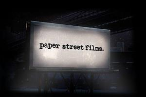Logo of Paper Street Films