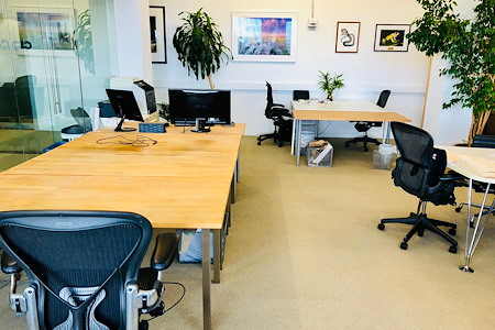 Plough Penny Partners - Dedicated Desk
