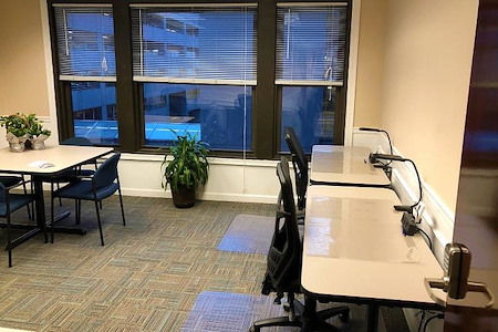 BusinessWise (Law & Finance Building) - Day Pass: Coworking