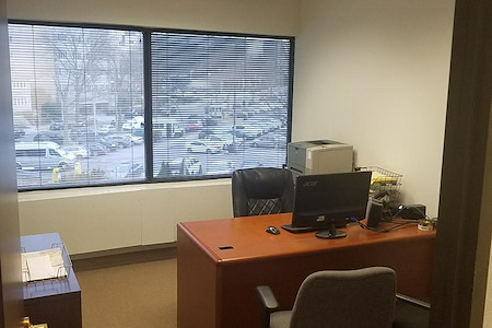 La Sorsa & Beneventano - Office with a Window View