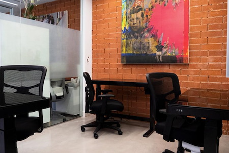 dots SPACE - Private Office for 3