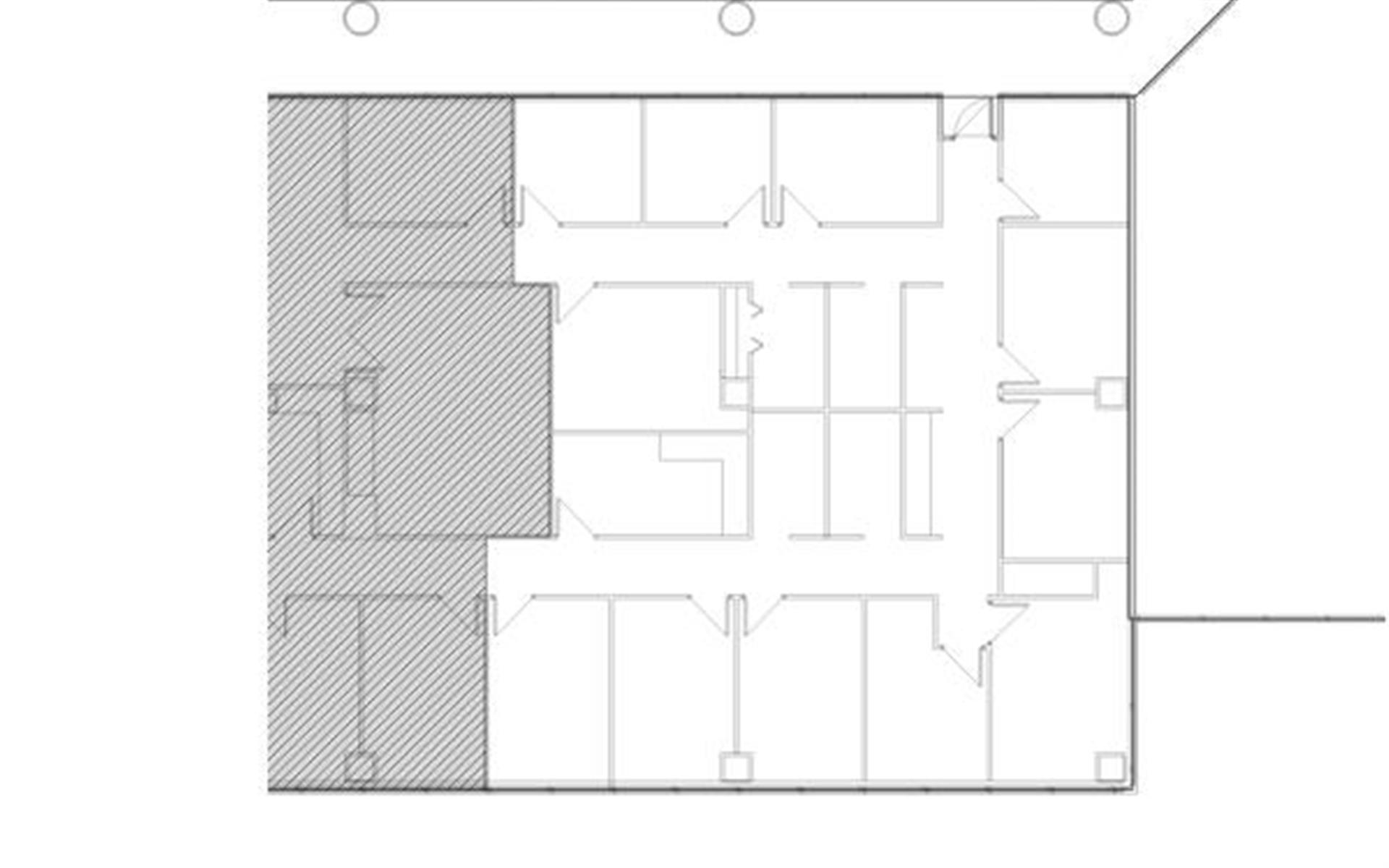 WashingtonREIT | Silverline Center - Team Office | Suite A340
