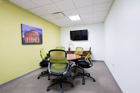 Carr Workplaces - The Willard - Jefferson Meeting Room