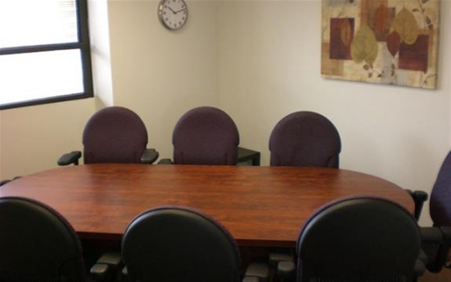 Plaza Executive Suites Old Town - Executive Conference Room