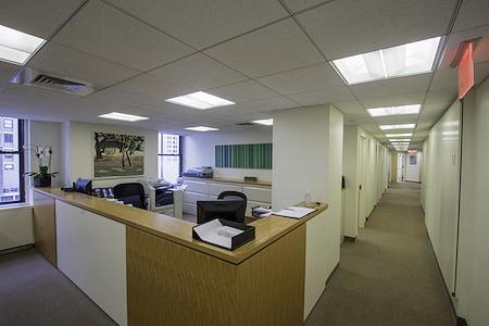 535 Fifth Avenue - Office 1