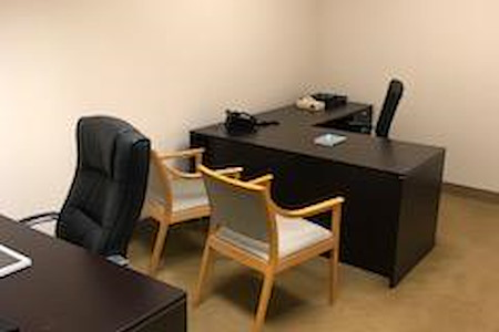 (355) Wells Fargo Center - Large Interior Office
