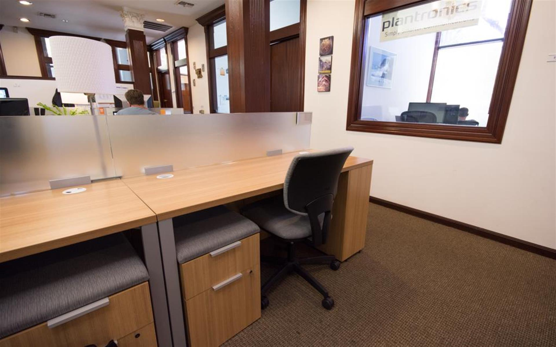 NextSpace San Jose powered by Pacific Workplaces - Workstation Membership