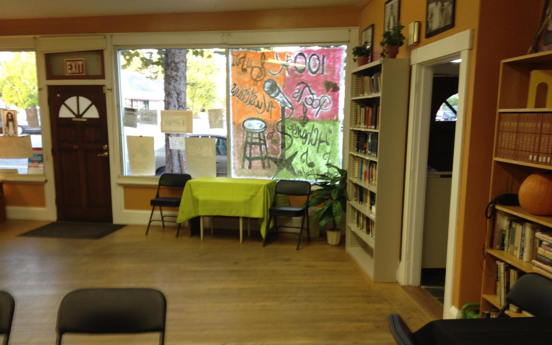 Niebyl Proctor Marxist Library/Community Center - The People's Nook