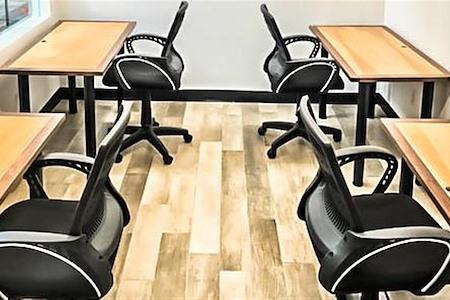 Bklyn Commons - Bushwick - 4 Person Office