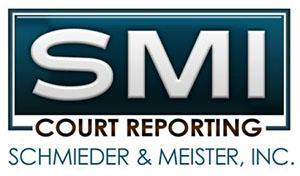 Logo of SMI COURT REPORTING