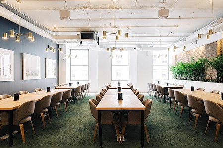 Primary - Financial District - Day Pass - Coworking Seat