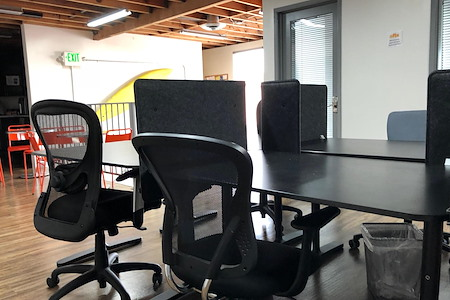 ofis cowork - Hot Desk 24/7 Membership