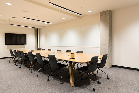 CENTRL Office Downtown - Boardroom