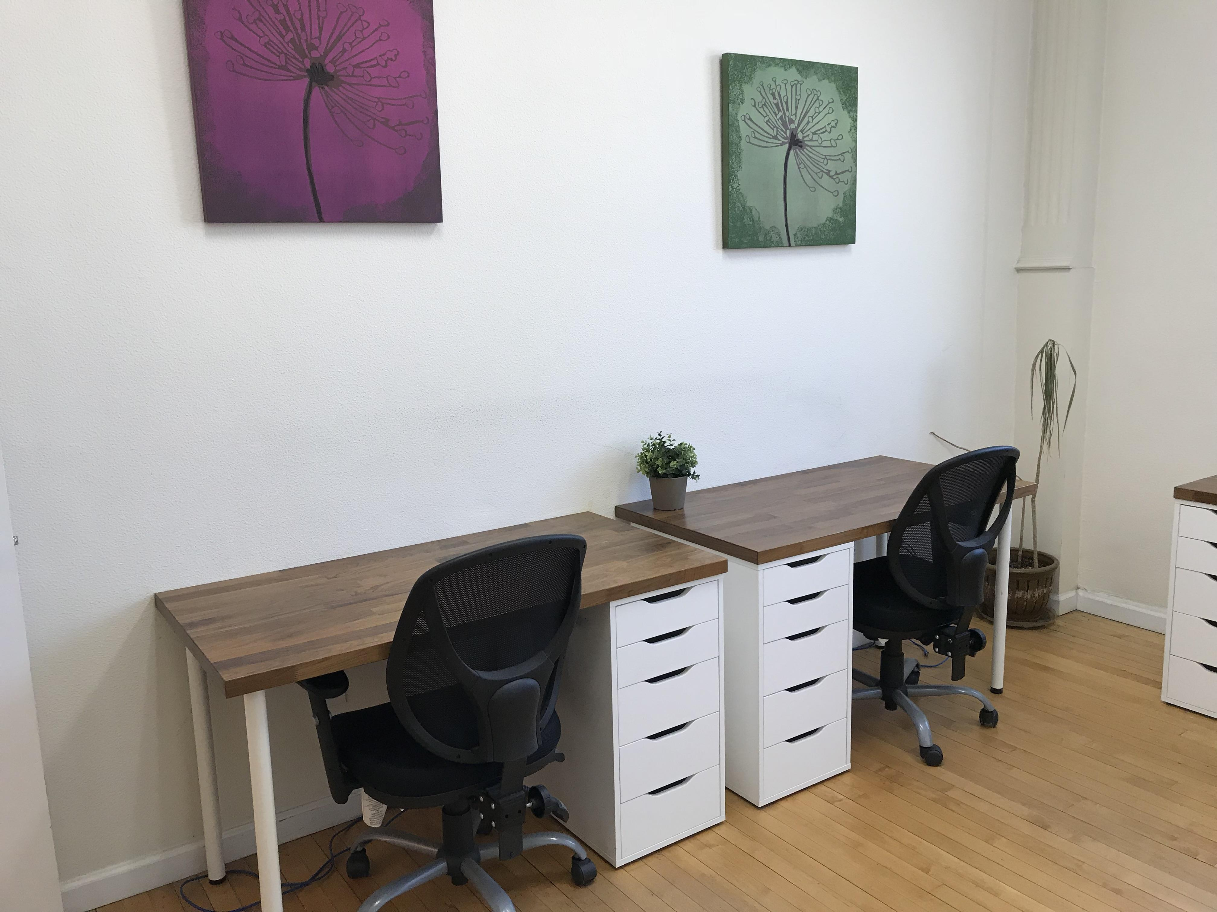 Sandbox Suites Berkeley - Office 202-Private office for 4