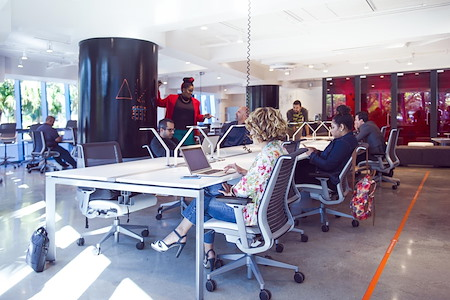 Axis Space Coworking - Open Ground