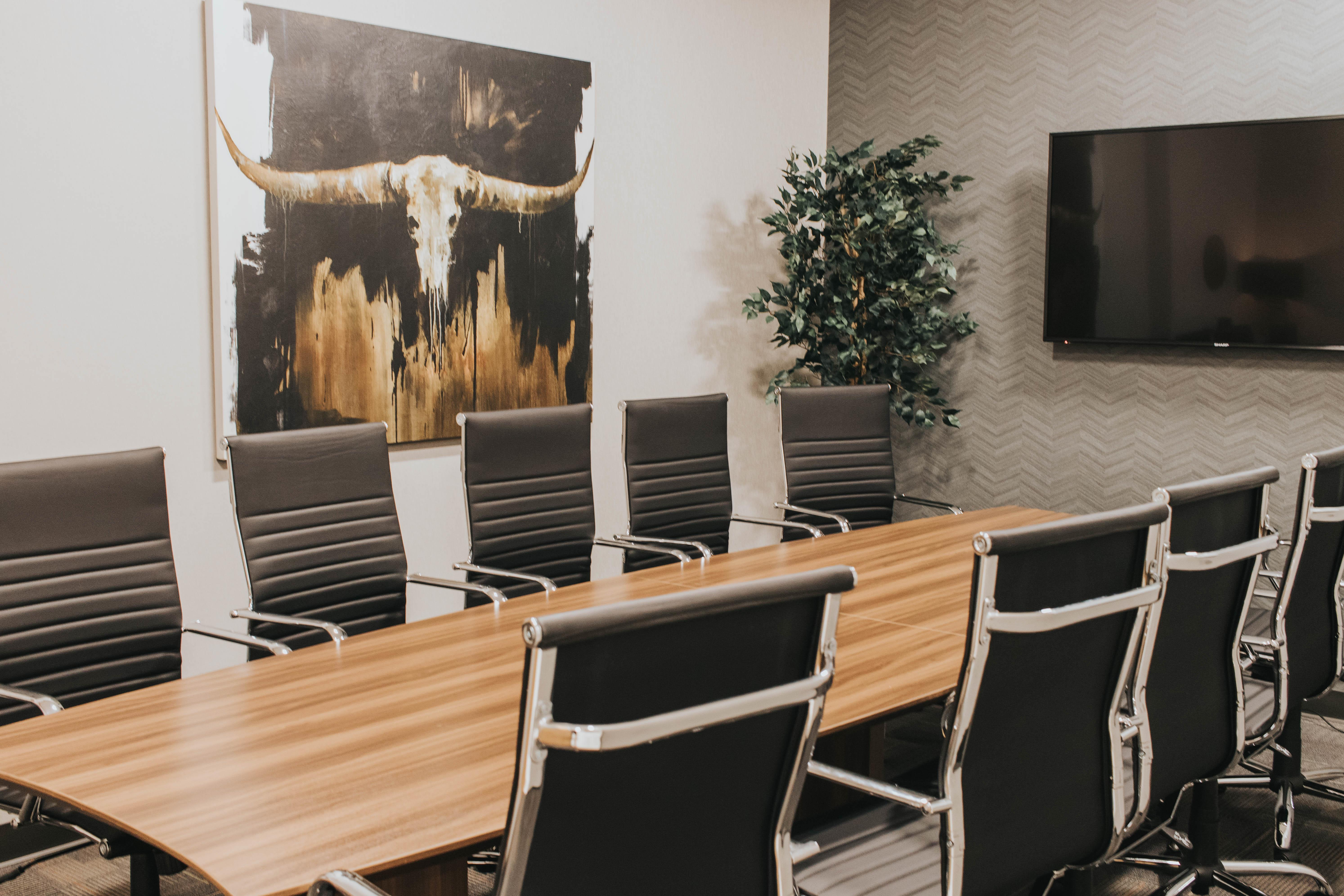 Executive Workspace - Frisco Station - Large Conference Room