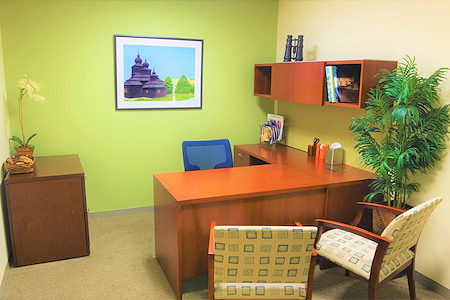 Carr Workplaces - The Willard - Interior Office 423