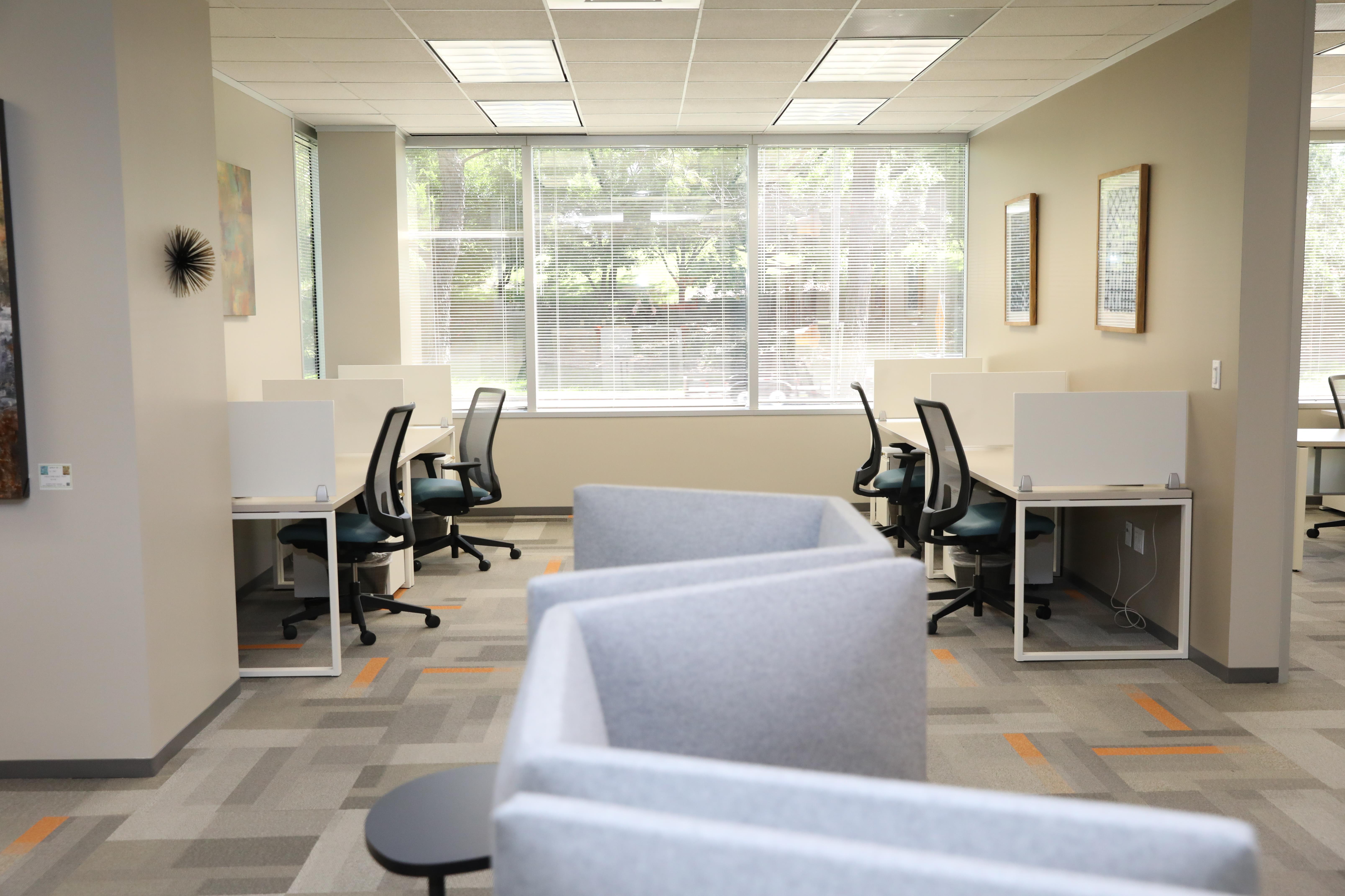 Office Evolution - Houston (Westchase District) - Dedicated Desk