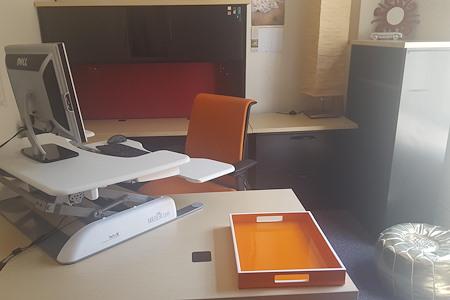 Shared Office on Maiden Lane - Quiet work sanctuary