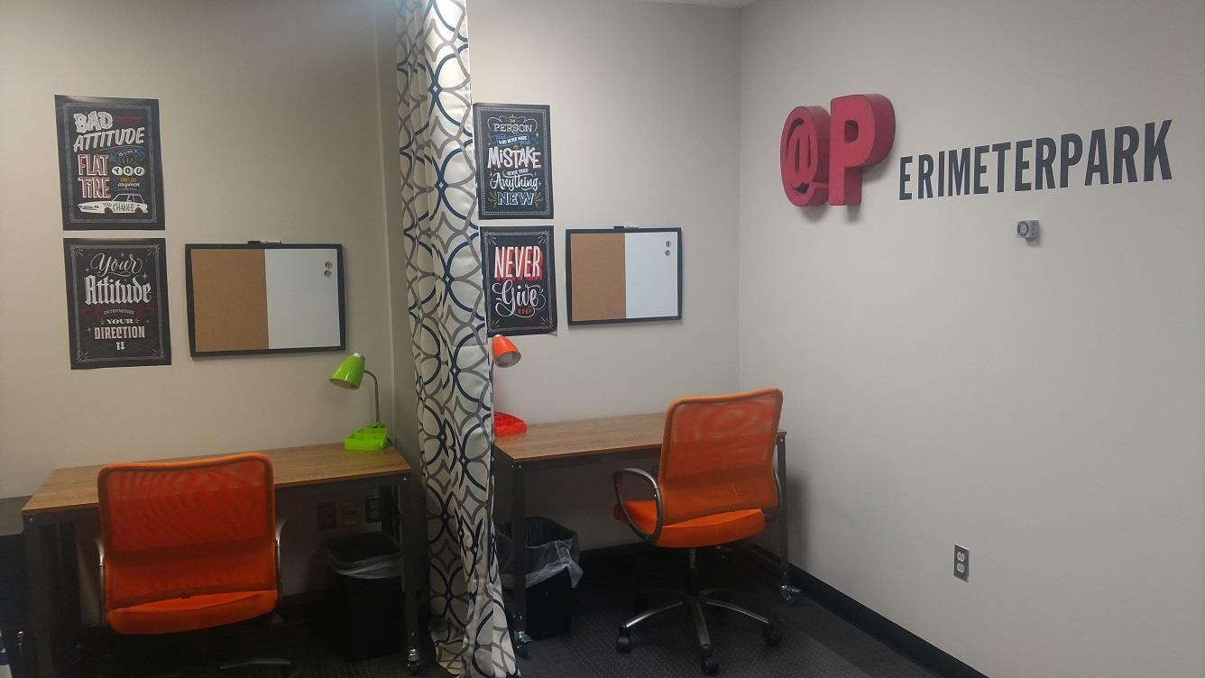 Perimeter Park Executive Center - Reserved Coworking Desk 2