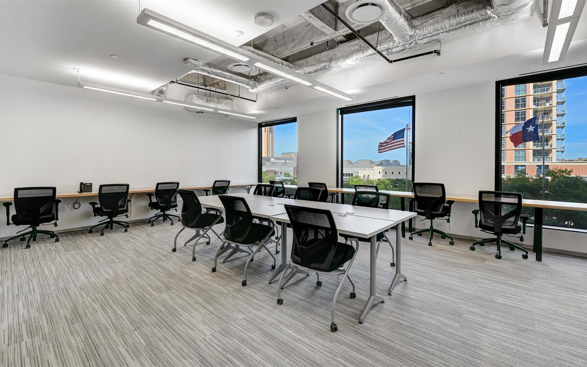 TechSpace - Austin - TechSpace Suite #22