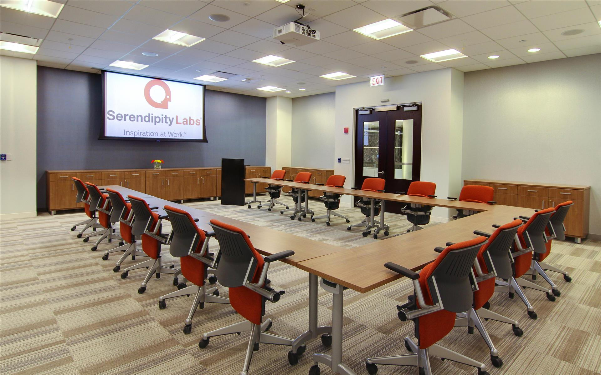 Serendipity Labs Chicago Chicago Loop - Conference space in Loop 1/2 day at $549