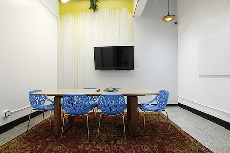 BKLYN Commons - Brooklyn NY - Lefferts Meeting Room