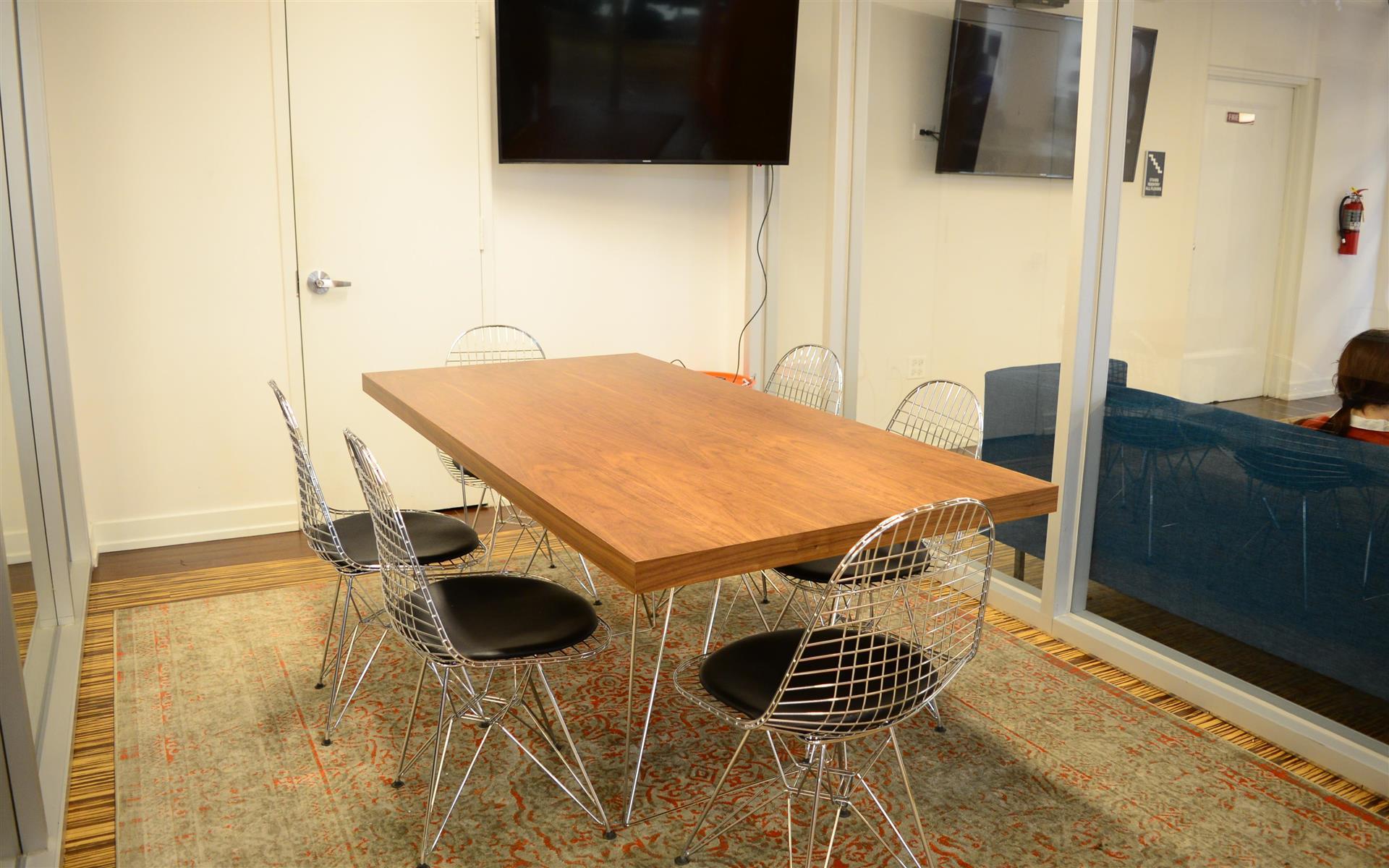 Novel Coworking West Loop - Conference Room 2 at Novel Coworking