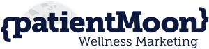 Logo of patientMoon Wellness Marketing