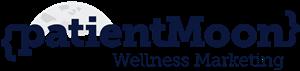 Logo of patientMoon Wellness Marketing