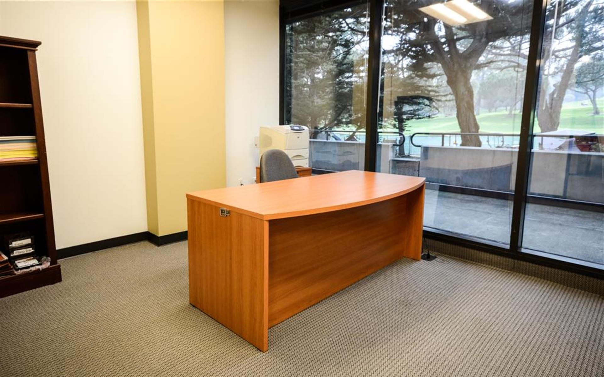Golf Course Views Office - Class A - private office (furnished)