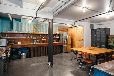 Impact Hub Austin (Monroe) - Dedicated Desk
