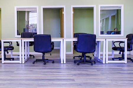 BizLounge - Common Work Area